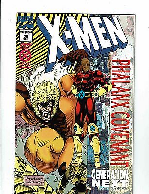 Lot of 7 X-Men Marvel Comic Books #36 37 38 41 69+Annual 1 3 ZZ4