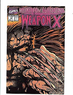 Lot of 6 Weapon X+Ghost Rider+Wolverine Marvel Comics #84 85 90 99 100 103 ZZ4