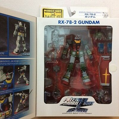 Extended Mia Gundam Rx78-2 Real Type Color Version Msia Hguc Hg Zaku