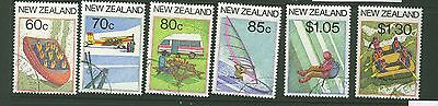 New Zealand 1987 Tourism Complete  set - Fine Used