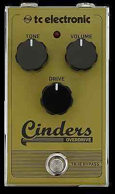 TC ELECTRONIC Cinders Overdrive Pedalino