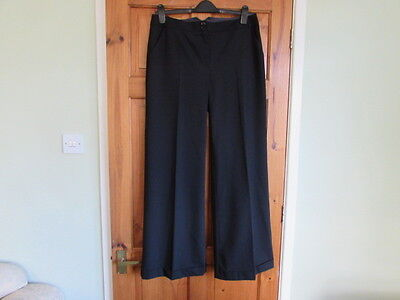 laura ashley northern soul turn up trousers size 14