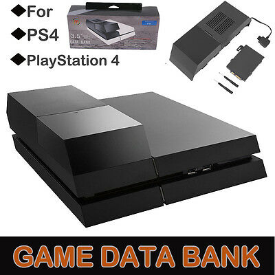 Upgrade Storage Data Bank Video Game External Hard Drive for PS4 Playstation 4 M