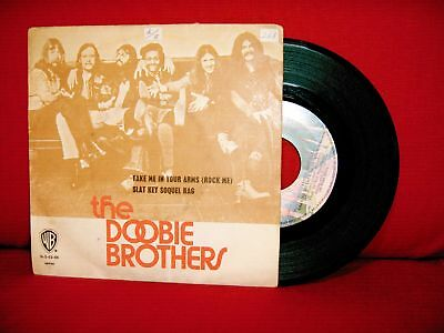 "THE DOOBIE BROTHERS Take Me In Your Arms 7"" PORTUGAL"