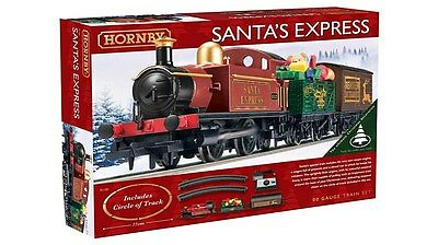 Hornby R1185 Santa's  Express Empty Train Box Only (L5)