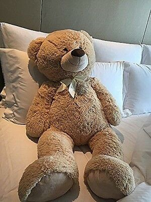 Teddy Bear Large Giant Soft Plush Big Bears Cuddly Toys Kids 100 cm XXL