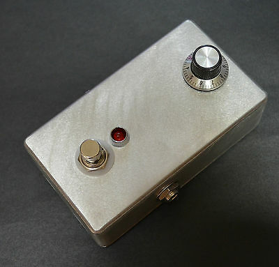 Vox repeat percussion clone pedal hand-wired tremolo awesome! CBC Pedals