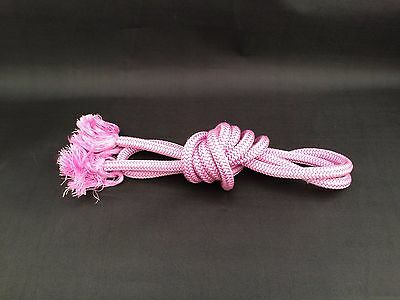 Vintage authentic Japanese obijime cord for kimono, light purple (B943)