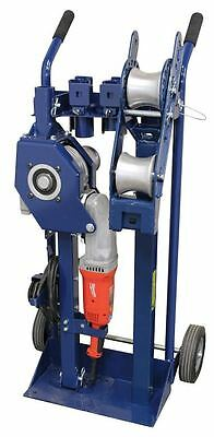 Current Tools 66 High Speed Cable Puller 6,000 lb. Capacity With Mobile Cart