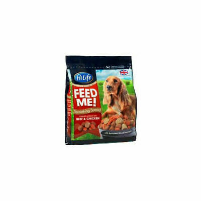Hilife Feed Me! Something Special With Beef & Chicken 800g x 4