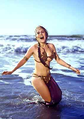 Unofficial Star Wars Princess Leia (5) *A3* print Poster - Rogue One Disney