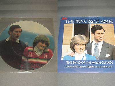 1981 ROYAL WEDDING - 2 x  7 INCH SINGLES