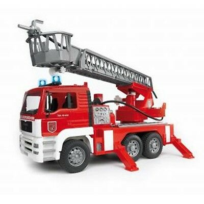 Bruder MAN TGA Fire Engine with Ladder Water Pump and Light/Sound Module (02771)