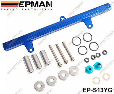 EPMAN TUBO CARBURANTE KIT TURBOCHARGE CAR compatibile con NISSAN SILVIA S13