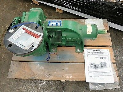 Deming End Sucton Centrifugal Pump size 3M  4x3 Figure 4021 sku P10844
