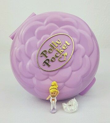 vintage polly pocket Ballerina 100%Complete Excellent condition 1993