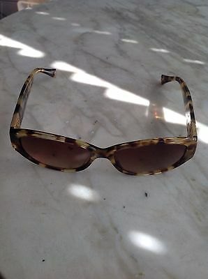 73bf4c4bf7 Coach Sunglasses Hc 8012 Hope 500113 Tortoise Brown Gradient Authentic New