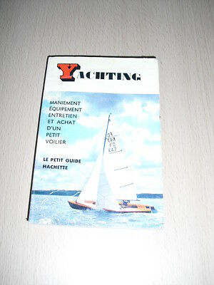YACHTING Le Petit Guide Voilier Bill Wallace