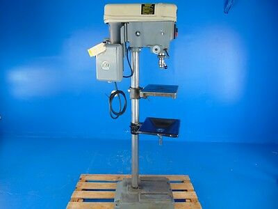 Rockwell 15-665 Woodworking Drill Press 3/4HP, 230/460V