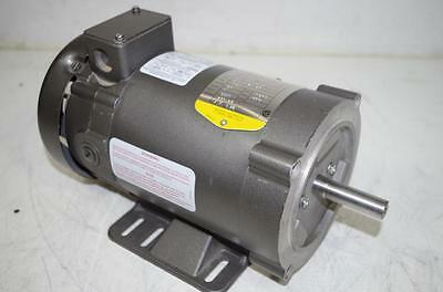Baldor 1/4Hp Dc Shunt Wound Motor # Cd3425  90Vdc Field 100/50V.  56C  Rpm:1750