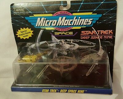 Micro Machines Star Trek Deep Space Nine Brand New Boxed Sealed