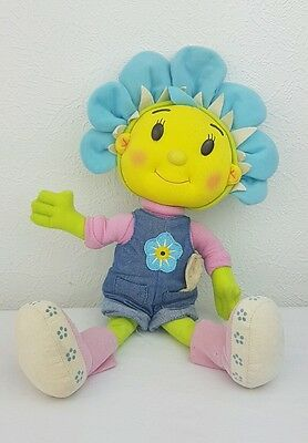"""Fifi and the Flowertots Doll 13"""" Good condition"""