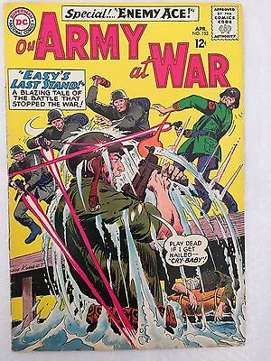 Our Army at War #153 (Apr 1965, DC)