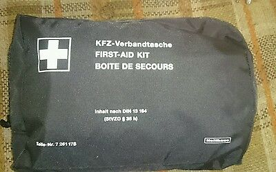 Genuine BMW First Aid Kit Emergency Safety Road Packet