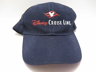Disney Cruise Line DCL Mickey Mouse Adult Adjustable Baseball Hat Cap