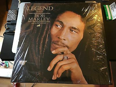 Bob Marley And The Wailers Legend Lp- Near Mint Condition