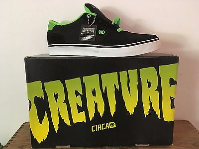 Circa Shoes And Creature Skateboards David Gravette Pro Model Shoe. Limited