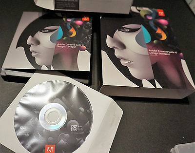Adobe Creative Suite 6 Design Standard with serial number (windows)