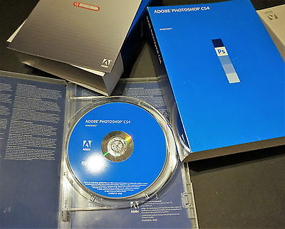 Adobe Photoshop CS4 with serial number (windows)
