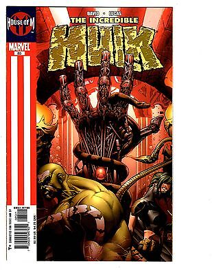 5 The Incredible Hulk Marvel Comic Books # 85 86 87 88 89 House of M Kubert BH35