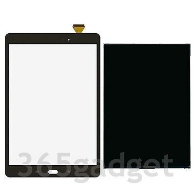 Black Touch Screen Digitizer + LCD Display For Samsung Galaxy Tab A 9.7 SM-T550