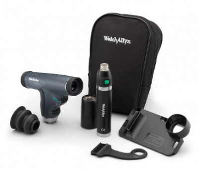 Welch Allyn 11842-A6 Complete Panoptic iExaminer Digital Imaging Kit