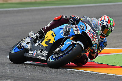 Nicky Hayden - Marc VDS Honda 2016 - A1/A2/A3/A4 Photo/Poster Print - Aragon