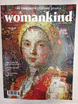 WOMANKIND Magazine Issue 11 DEER FEB APR 2017 SEARCH FOR PERSONAL UTOPIA
