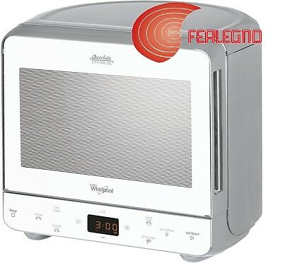 Forno a microonde whirlpool max38 cacao eur 167 59 - Forno microonde whirlpool sesto senso ...