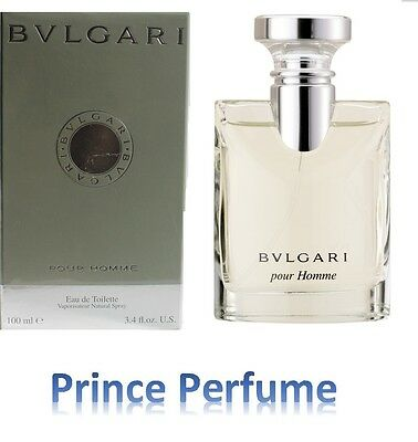 BULGARI POUR HOMME EDT VAPO NATURAL SPRAY - 100 ml