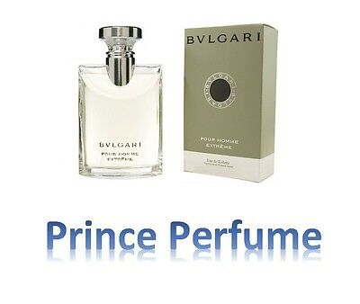 BULGARI POUR HOMME EXTREME EDT VAPO NATURAL SPRAY - 100 ml