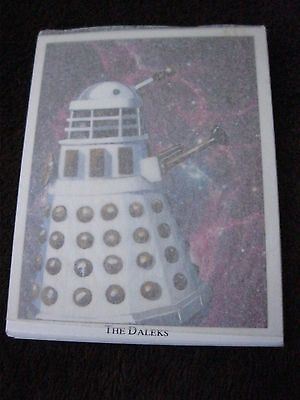 Doctor Who 30Th Anniversary Complete Trading Cards Victoria  Set 1993 Mint