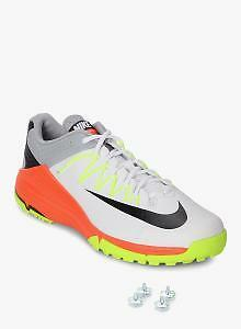 Nike Domain 2 White Cricket Shoes
