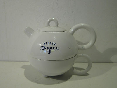 Tea for one set  Arzberg Matteo Thun um 1980