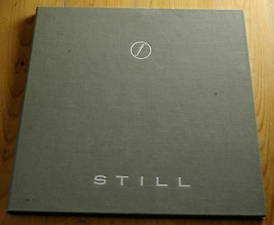 JOY DIVISION ~ Still ~ ORIG. UK FACTORY 1ST PRESS LTD ED HESSIAN COVER ~ EX+
