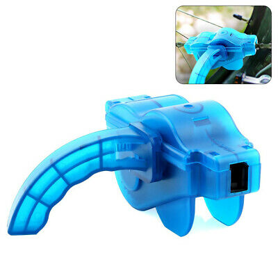Cycling Bike Bicycle Wash Chain Device Tools Kit Cleaning Cleaner