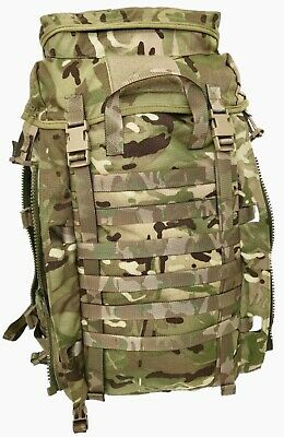 Marauder British Army 45 Litre Bergen - MOLLE - Military MTP Multicam - UK Made