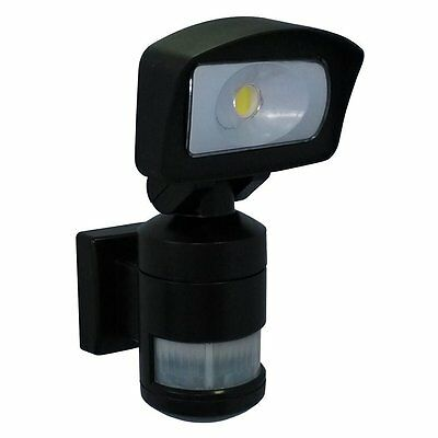 NightWatcher NW520B NightWatcher NW520B Robotic AC LED Security Light Black