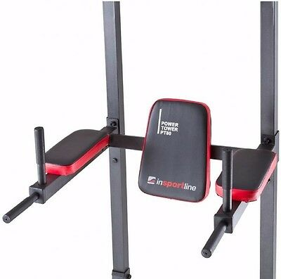 Fitness Power Tower PT 80 Kraftstation Heimtrainer Hantelbank