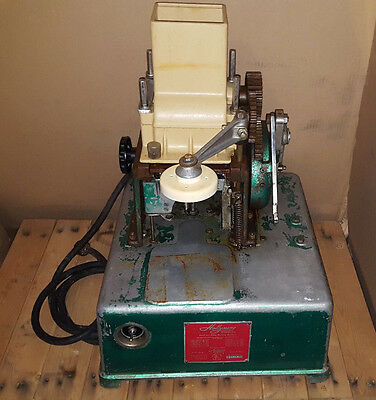 Hollymatic Super 54 Steak and Patty Molding Machine Model-54 Burger Making